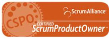 Certified Scrum Product Owner Logo